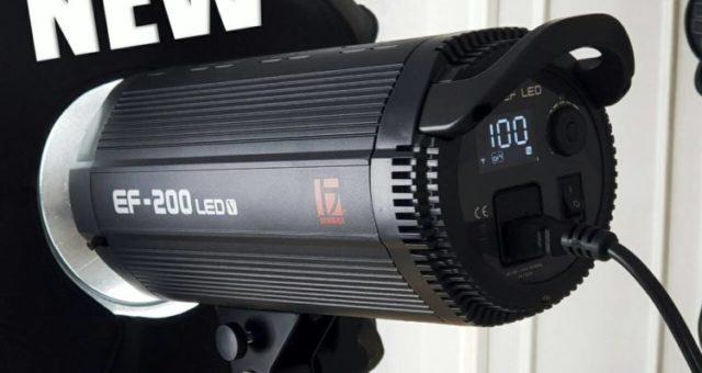 Мощный постоянный LED свет Jinbei