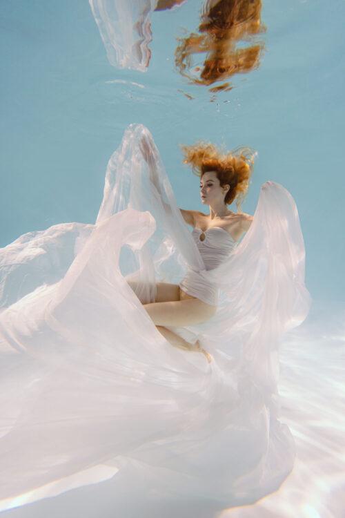 Номер- 006 Платье для подводной фотосессии ( аренда )