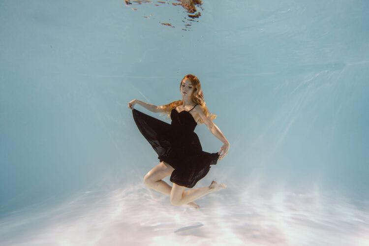 Номер- 007 Платье для подводной фотосессии ( аренда )