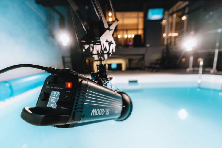 Подводная фотостудия Киев, New Ocean, Фотосессия под водой в бассейне, съемка Нью Оушен